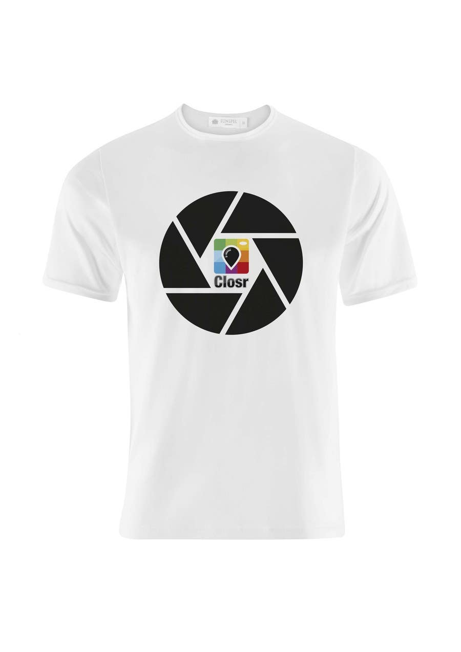 #25 untuk Design a T-Shirt for a photography social network. oleh maximo20858