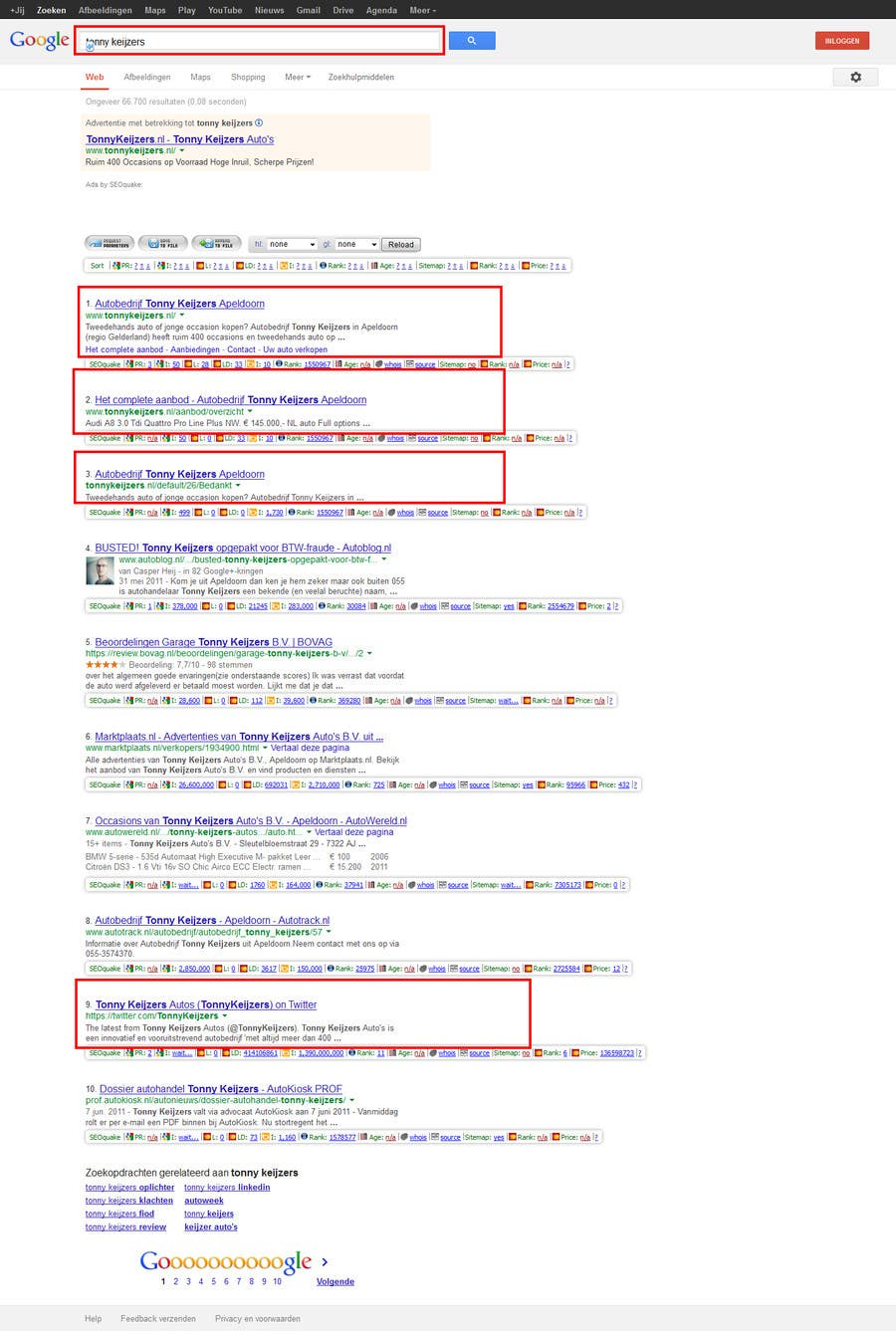 #13 for SEO Expert for push our site to www.Google.DE on Page 1 - white hat only! by serpexperts