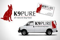 Graphic Design Contest Entry #73 for Graphic Design / Logo design for K9 Pure, a healthy alternative to store bought dog food.