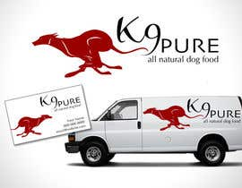 #50 for Graphic Design / Logo design for K9 Pure, a healthy alternative to store bought dog food. by jw92189