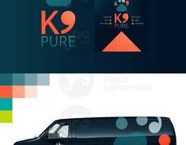 #119 para Graphic Design / Logo design for K9 Pure, a healthy alternative to store bought dog food. por giusepponi