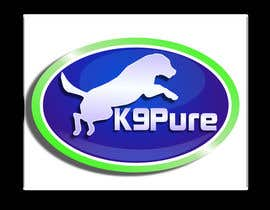 Andymsh tarafından Graphic Design / Logo design for K9 Pure, a healthy alternative to store bought dog food. için no 100