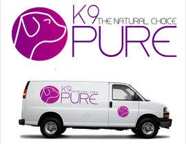 Nro 46 kilpailuun Graphic Design / Logo design for K9 Pure, a healthy alternative to store bought dog food. käyttäjältä Andymsh