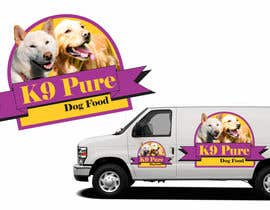 #97 untuk Graphic Design / Logo design for K9 Pure, a healthy alternative to store bought dog food. oleh ampitor