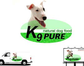 #62 for Graphic Design / Logo design for K9 Pure, a healthy alternative to store bought dog food. af PowerfulDesign