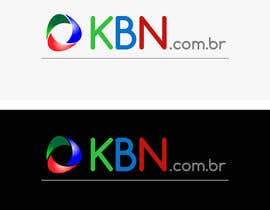 #79 untuk Design a Logo for a blog using the url kbn.com.br oleh slobodanmarjanu