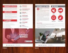 #13 para Design a Flyer por meenapatwal