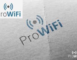 #293 untuk Logo for new WiFi product oleh exua