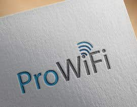 #156 untuk Logo for new WiFi product oleh rahelpaldph