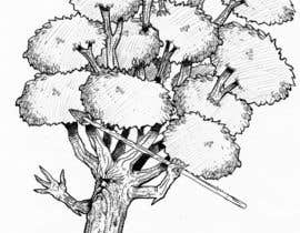 #40 para Draw an Ash Tree with character por KALAUDIO2