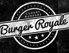#40 for Design a Logo for Luxury Modern Burger Bar by davidgraeme