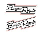 Graphic Design Kilpailutyö #21 kilpailuun Design a Logo for Luxury Modern Burger Bar