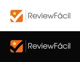 #4 para Design a Logo for ReviewFácil (in english means, ReviewEasy) por Naumaan