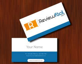 #27 para Design a Logo for ReviewFácil (in english means, ReviewEasy) por Naumaan
