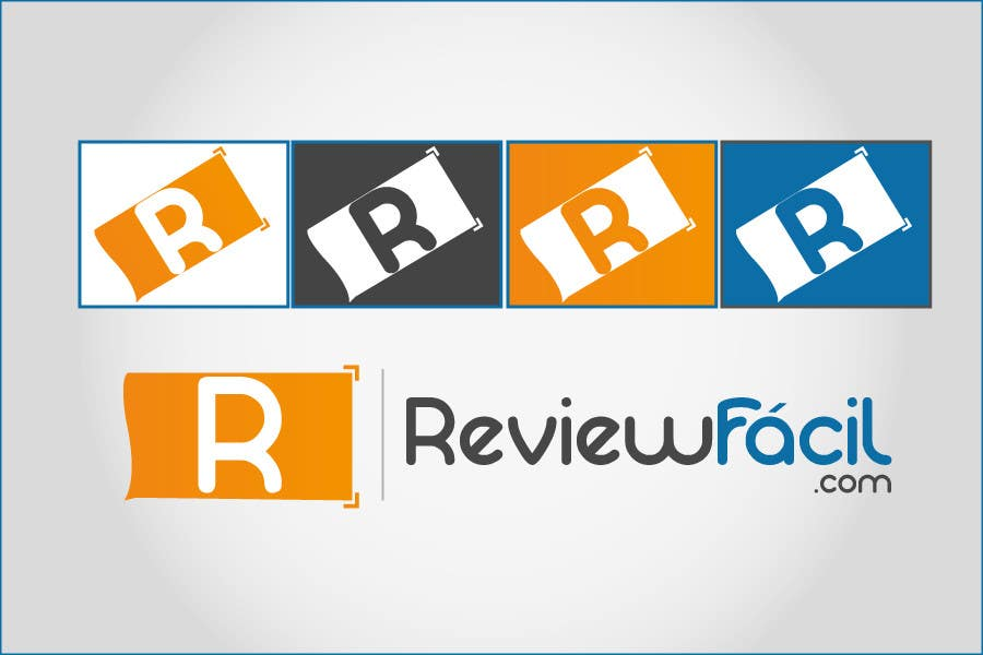 #28 for Design a Logo for ReviewFácil (in english means, ReviewEasy) by Naumaan