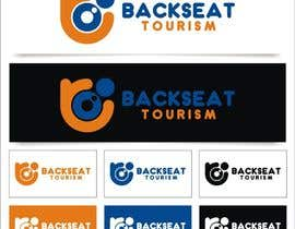"indraDhe tarafından Design a Logo for ""Back Seat Tourism"" **Updated için no 93"