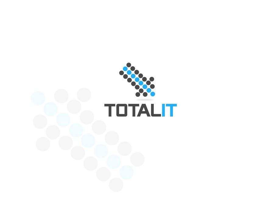 Konkurrenceindlæg #                                        791                                      for                                         Logo Design for Total IT Ltd