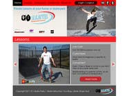Contest Entry #12 for Build a new Website for Goskate.com
