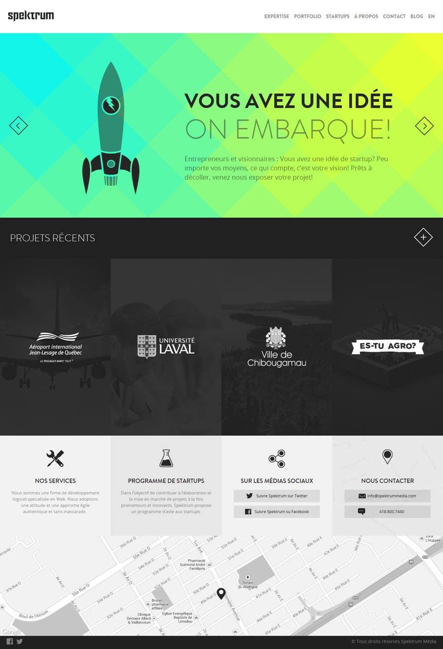 #6 for Create a Wordpress Template for Garage Door Guys responsive website by iffal