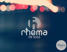 #244 for Logo Design for Rhema FM 103.5 by sebastianrealpe