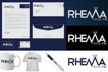 Graphic Design Konkurrenceindlæg #301 for Logo Design for Rhema FM 103.5