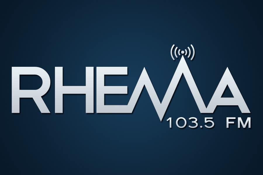 Contest Entry #241 for Logo Design for Rhema FM 103.5