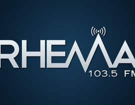 #241 for Logo Design for Rhema FM 103.5 by pbgrafix