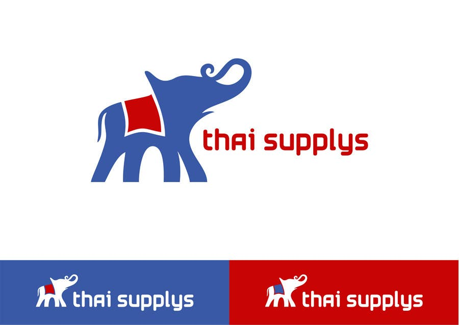 Proposition n°22 du concours Design a Logo for Thai Supplys
