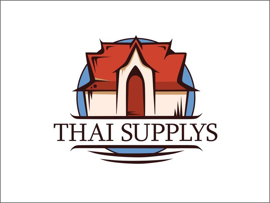 Bài tham dự cuộc thi #                                        78                                      cho                                         Design a Logo for Thai Supplys