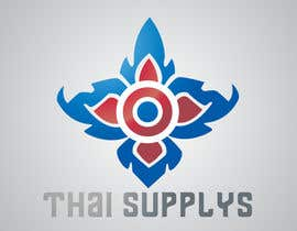 #30 for Design a Logo for Thai Supplys by hegabor