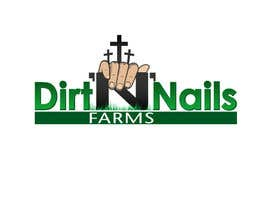 nº 43 pour Design a Logo for Dirt 'N' Nails Farms company par DeakGabi