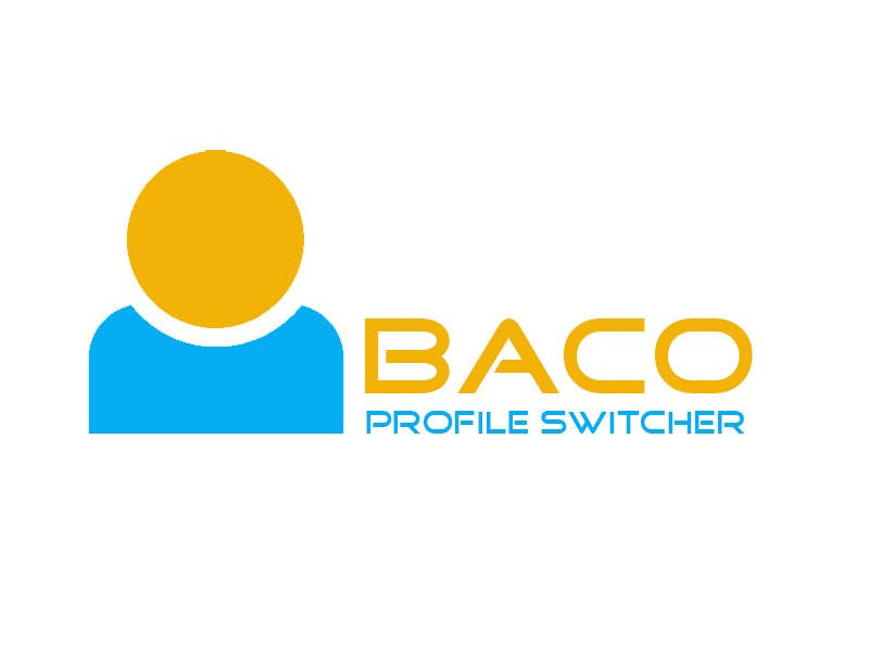 #6 for Design a logo of app: BACO ProfileSwitcher by khan89