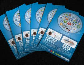 rimskik tarafından Design a Flyer for Surging Media Group için no 12