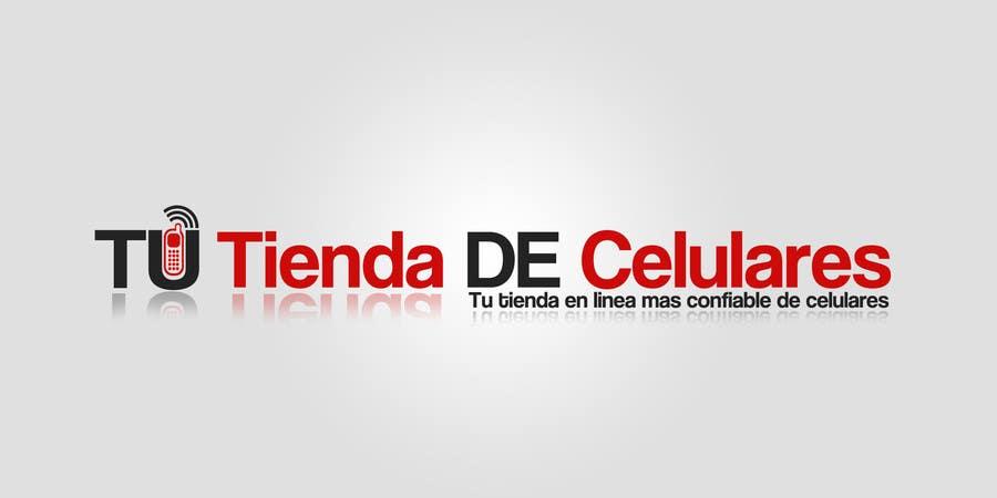 #8 for Logo design for Cellphones store by Artimization