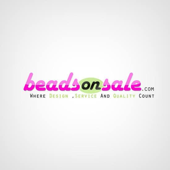 Конкурсная заявка №759 для Logo Design for beadsonsale.com