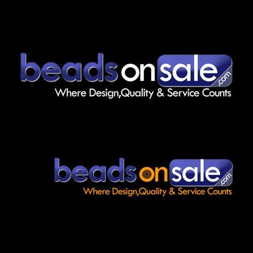 Конкурсная заявка №608 для Logo Design for beadsonsale.com