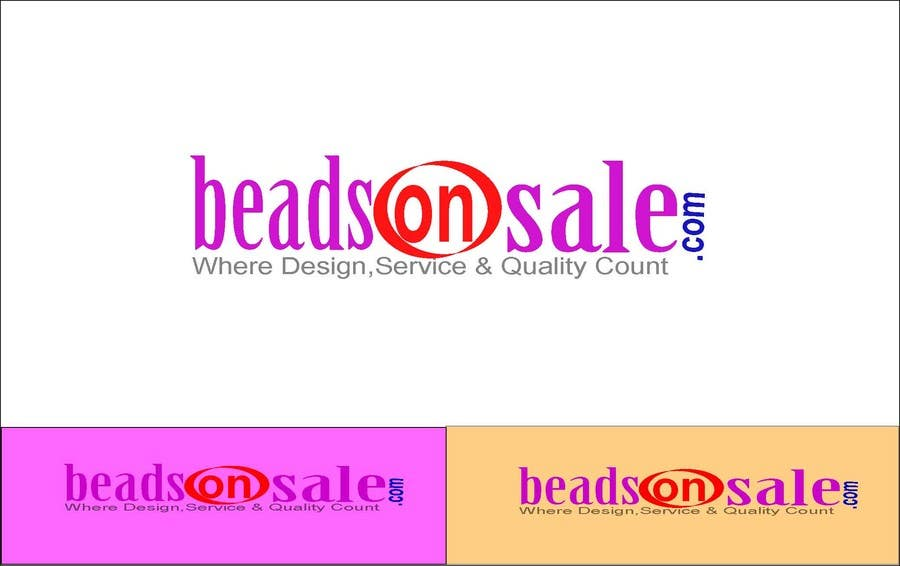 Конкурсная заявка №778 для Logo Design for beadsonsale.com
