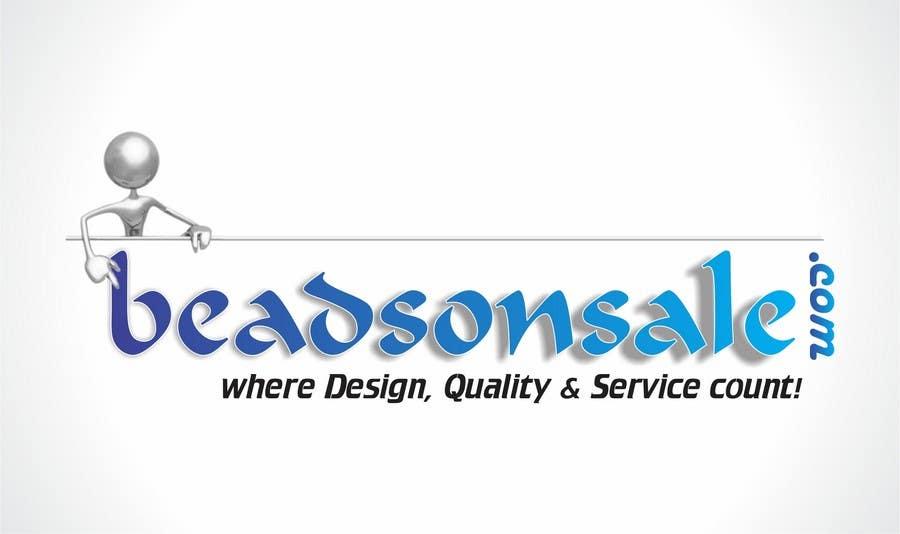 Конкурсная заявка №774 для Logo Design for beadsonsale.com