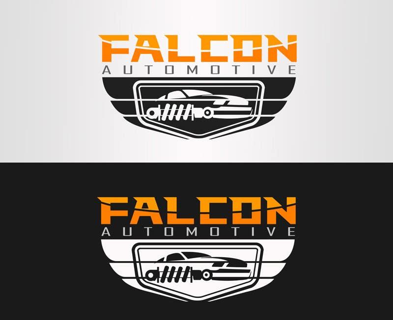 Kilpailutyö #111 kilpailussa Design a Logo for a product range in automotive parts