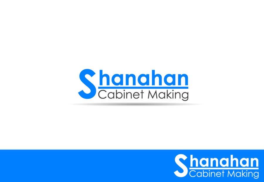 Penyertaan Peraduan #11 untuk Design a Logo for Shanahan Cabinet Making