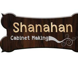 #15 for Design a Logo for Shanahan Cabinet Making by ClauSEWL