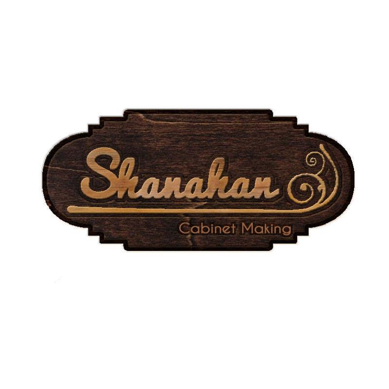 Penyertaan Peraduan #14 untuk Design a Logo for Shanahan Cabinet Making