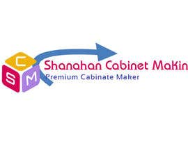 #5 cho Design a Logo for Shanahan Cabinet Making bởi developingtech