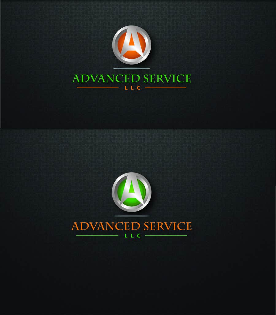 #38 for Design a Logo for Advanced Services LLC by surajbherwani