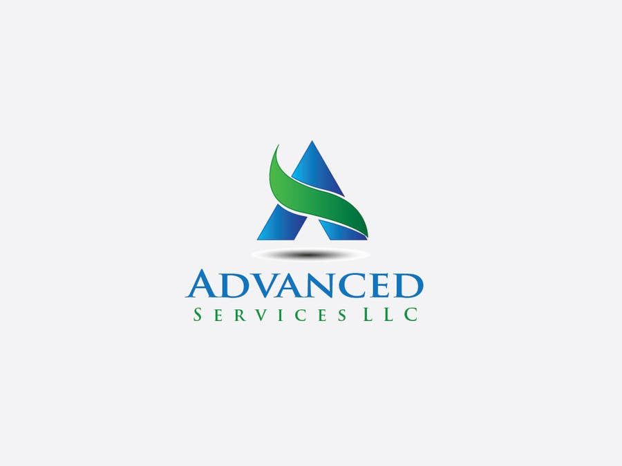 #22 for Design a Logo for Advanced Services LLC by baiticheramzi19