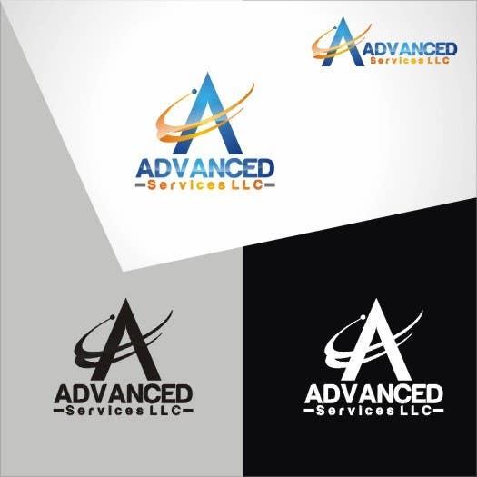 #7 for Design a Logo for Advanced Services LLC by A1Designz