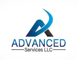 nº 9 pour Design a Logo for Advanced Services LLC par Psynsation