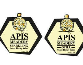 #46 для Graphic Design for 'Apis Meadery' от ShinymanStudio