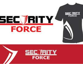 nº 146 pour Logo Design for Security Force par appothena