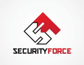 #383 for Logo Design for Security Force by LindaStrydom